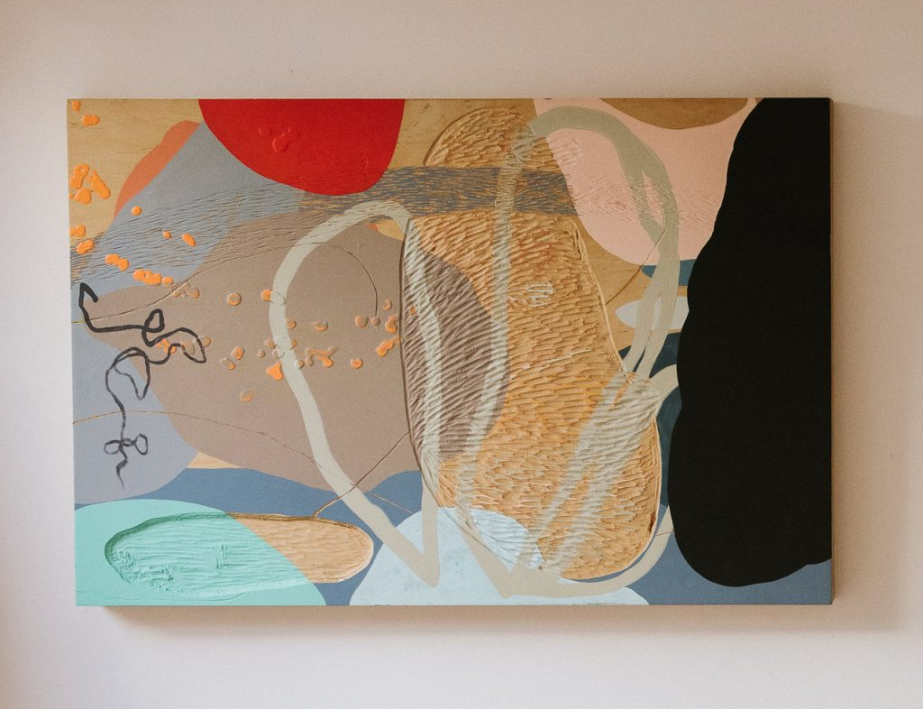 Kitty Hillier At the Space CARO Bruton